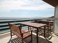 Terrace - Apartment A-555-c - Apartments and Rooms Milna (Hvar) - 555