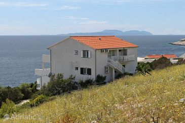 Property Milna (Hvar) - Accommodation 555 - Apartments and Rooms near sea with pebble beach.