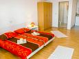 Bedroom - Studio flat AS-5551-a - Apartments Dramalj (Crikvenica) - 5551