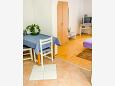 Dining room - Studio flat AS-5551-b - Apartments Dramalj (Crikvenica) - 5551