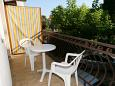 Balcony - Room S-5556-a - Apartments and Rooms Crikvenica (Crikvenica) - 5556