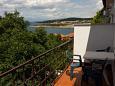 Balcony - Apartment A-5557-b - Apartments Klenovica (Novi Vinodolski) - 5557