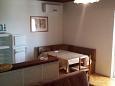 Dining room - Apartment A-5557-b - Apartments Klenovica (Novi Vinodolski) - 5557