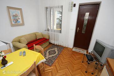 Selce, Living room u smještaju tipa apartment, WIFI.