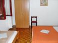 Bedroom 1 - Apartment A-5569-d - Apartments and Rooms Senj (Senj) - 5569