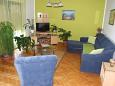 Living room - Apartment A-5576-a - Apartments Dramalj (Crikvenica) - 5576