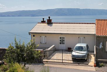 Property Senj (Senj) - Accommodation 5578 - Apartments with pebble beach.