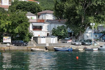 Property Klenovica (Novi Vinodolski) - Accommodation 5579 - Apartments near sea with pebble beach.