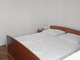 Klenovica, Bedroom 1 u smještaju tipa apartment, dopusteni kucni ljubimci i WIFI.