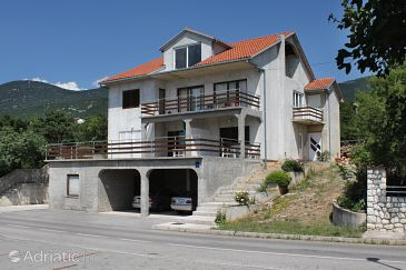 Klenovica, Novi Vinodolski, Property 5581 - Apartments blizu mora.