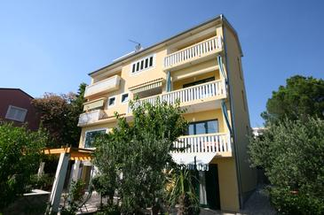 Property Crikvenica (Crikvenica) - Accommodation 5585 - Apartments near sea with pebble beach.