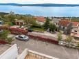 Terrace - view - Apartment A-5592-b - Apartments Dramalj (Crikvenica) - 5592