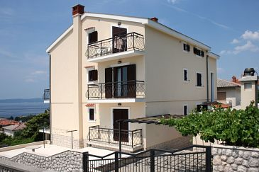 Property Novi Vinodolski (Novi Vinodolski) - Accommodation 5593 - Apartments in Croatia.