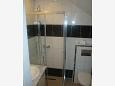 Bathroom - Studio flat AS-5594-a - Apartments Dramalj (Crikvenica) - 5594