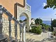 Courtyard Dramalj (Crikvenica) - Accommodation 5594 - Apartments with pebble beach.