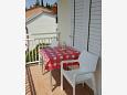 Balcony - Apartment A-5596-b - Apartments Dramalj (Crikvenica) - 5596