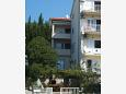 Property Dramalj (Crikvenica) - Accommodation 5597 - Apartments near sea with pebble beach.