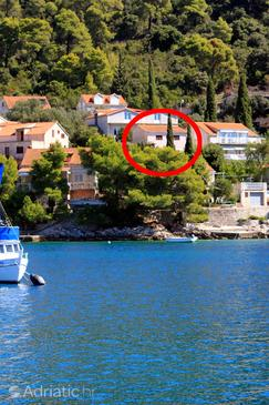 Property Brna (Korčula) - Accommodation 560 - Apartments near sea.