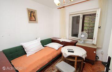 Crikvenica, Living room u smještaju tipa apartment, dostupna klima.