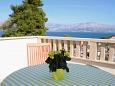 Terrace - Apartment A-5609-e - Apartments Postira (Brač) - 5609