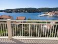 Balcony 1 - view - Apartment A-5620-d - Apartments Sumartin (Brač) - 5620