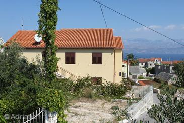 Property Supetar (Brač) - Accommodation 5628 - Apartments with pebble beach.
