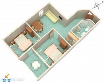 Apartment A-5631-b - Apartments Bol (Brač) - 5631