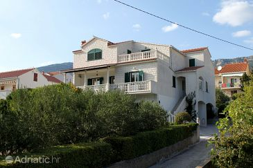 Property Bol (Brač) - Accommodation 5636 - Apartments near sea with pebble beach.