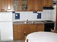Kitchen - Apartment A-566-b - Apartments Sućuraj (Hvar) - 566