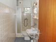 Supetar, Bathroom 2 u smještaju tipa apartment, dopusteni kucni ljubimci i WIFI.