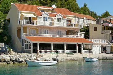 Property Gršćica (Korčula) - Accommodation 567 - Apartments near sea.