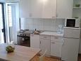 Stari Grad, Kitchen u smještaju tipa studio-apartment, dopusteni kucni ljubimci i WIFI.