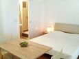 Bedroom - Studio flat AS-5730-b - Apartments Stari Grad (Hvar) - 5730