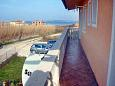 Balcony - Apartment A-5746-b - Apartments Privlaka (Zadar) - 5746