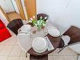 Dining room - Apartment A-5746-c - Apartments Privlaka (Zadar) - 5746