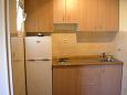 Kitchen - Studio flat AS-5768-b - Apartments Bibinje (Zadar) - 5768