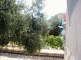 Terrace - view - Studio flat AS-5768-b - Apartments Bibinje (Zadar) - 5768