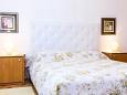 Zadar, Bedroom 1 u smještaju tipa apartment, dostupna klima i WIFI.