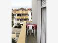 Balcony 1 - Apartment A-5781-a - Apartments Zadar - Diklo (Zadar) - 5781