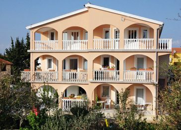 Property Sabunike (Zadar) - Accommodation 5789 - Apartments with pebble beach.