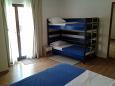 Zadar - Diklo, Bedroom u smještaju tipa apartment, WIFI.