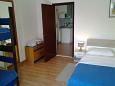 Bedroom - Apartment A-5795-b - Apartments Zadar - Diklo (Zadar) - 5795
