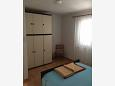 Bedroom 1 - Apartment A-5796-b - Apartments Vrsi - Mulo (Zadar) - 5796