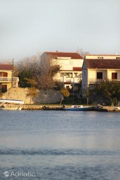 Property Nin (Zadar) - Accommodation 5805 - Apartments with sandy beach.