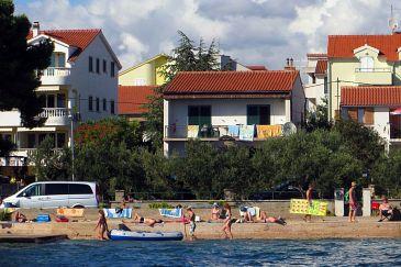 Szálláshely Vodice (Vodice) - Szállás 5806 - Apartmanok tengerközelben.