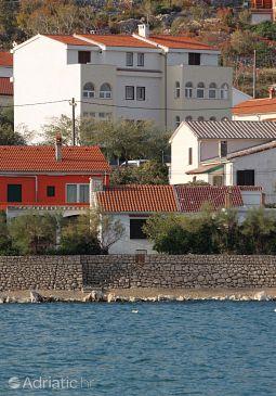 Vinjerac, Zadar, Property 5811 - Apartments blizu mora with sandy beach.