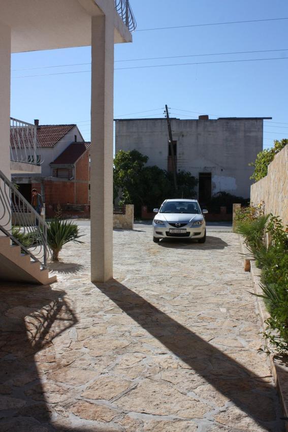Apartmány s parkoviskom v meste Biograd na Moru - 5834