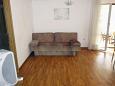 Living room - Apartment A-5843-a - Apartments Privlaka (Zadar) - 5843
