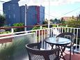 Balcony - Studio flat AS-5856-a - Apartments Zadar - Diklo (Zadar) - 5856