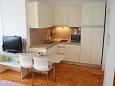 Kitchen - Studio flat AS-5856-a - Apartments Zadar - Diklo (Zadar) - 5856